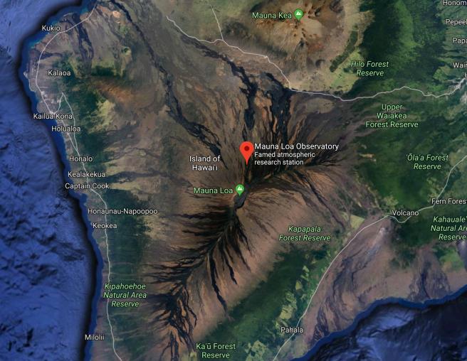 Mauna Loa Far